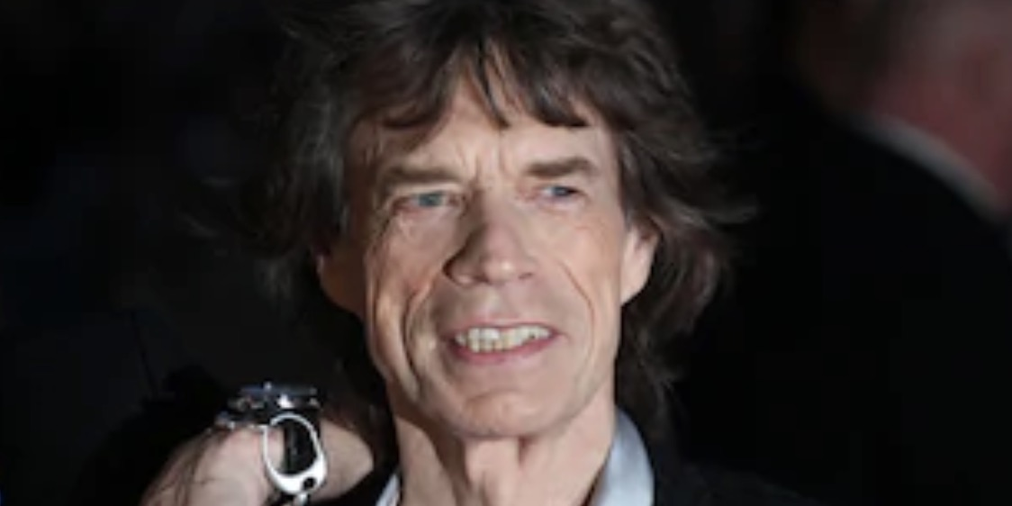 recent images of iconic singers, Music, mick jagger