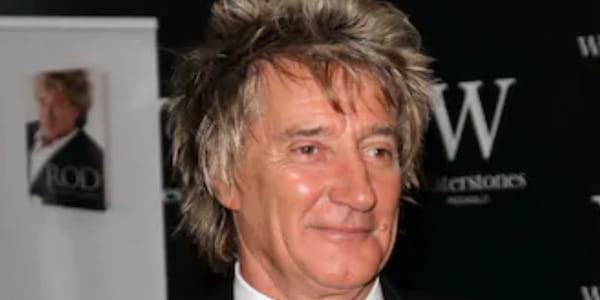 recent images of iconic singers, Music, Rod Stewart