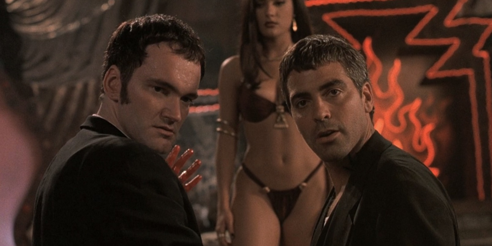 george clooney, movies, From Dusk Till Dawn