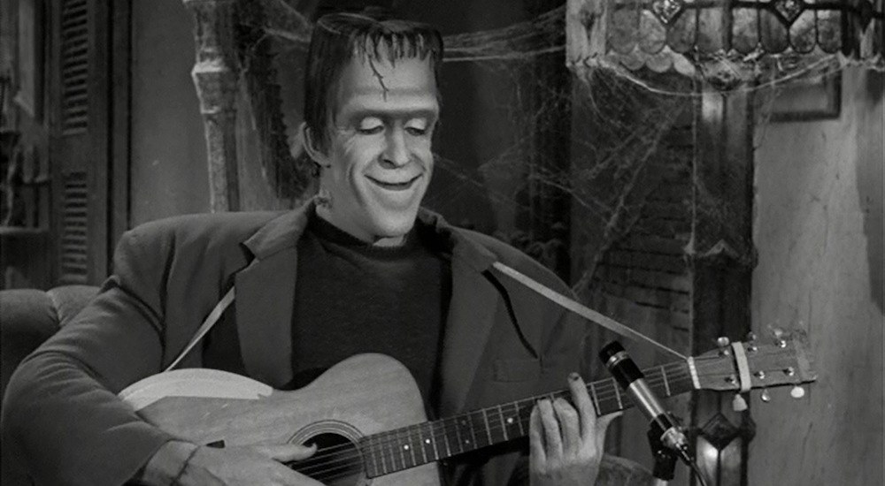 tv, the munsters, 60s, herman