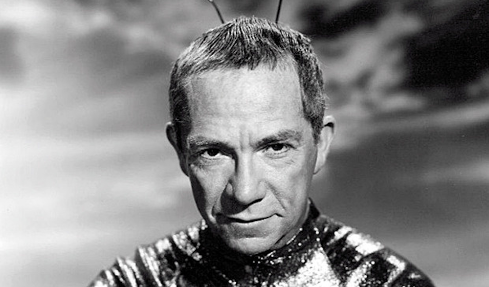 tv, My Favorite Martian, 60s, ray walston