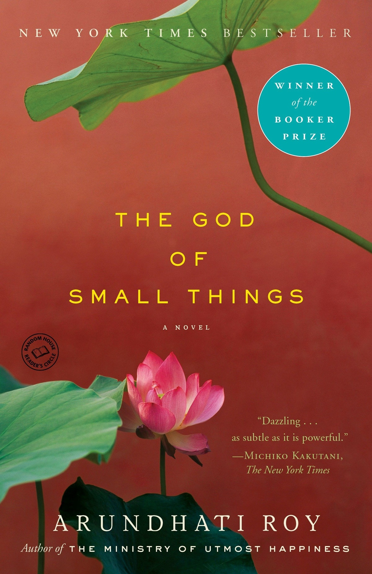Historical Fiction Books, cover of The God of Small Things by Arundhati Roy, books