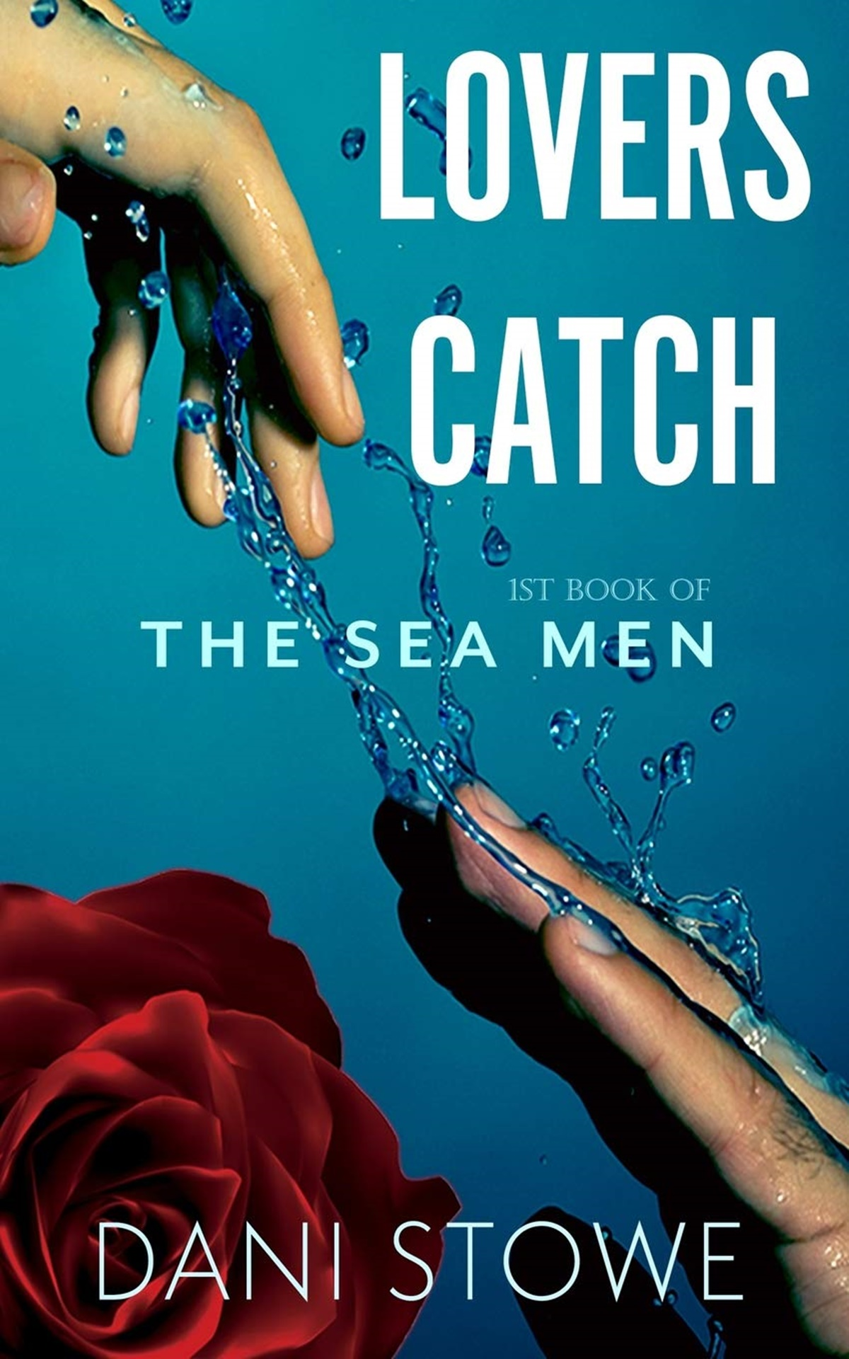 Romance Books Like Siren, cover of Lover's Catch by Dani Stowe, books