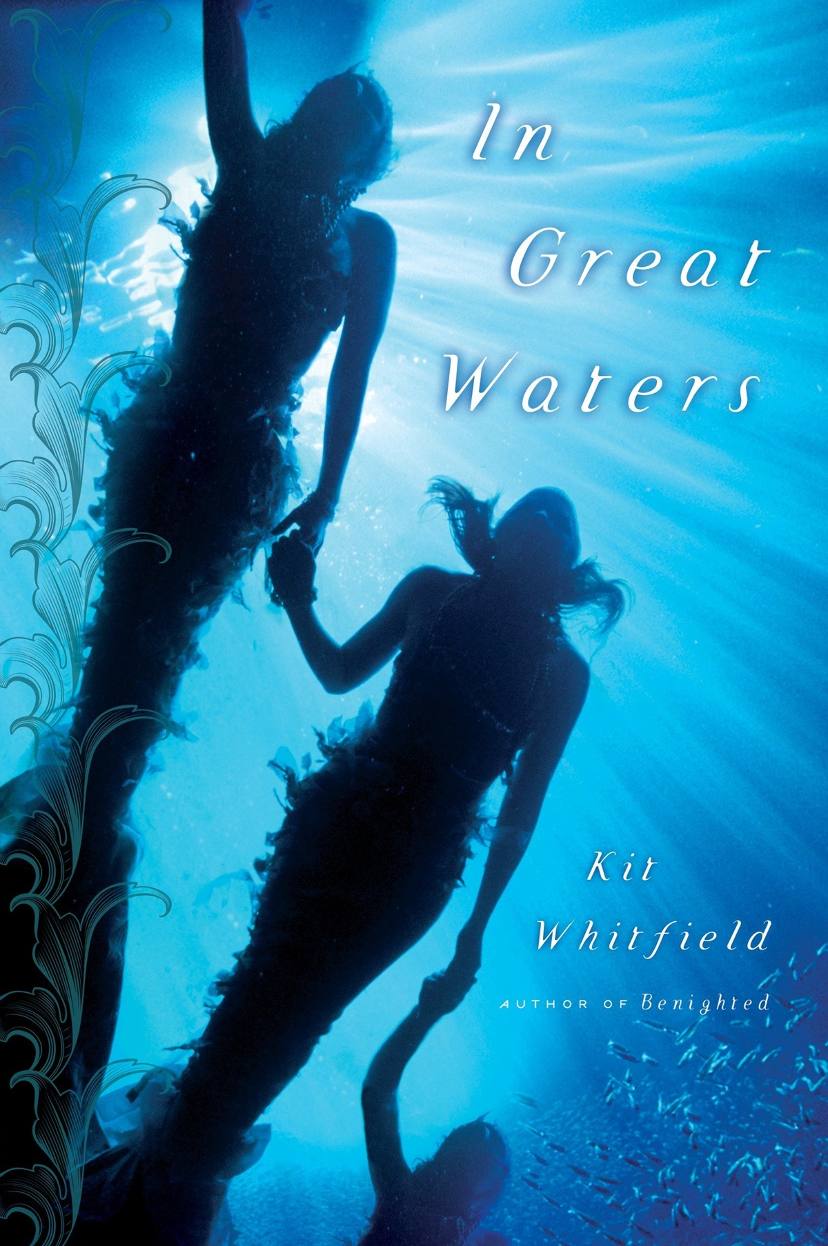 Romance Books Like Siren, cover of In Great Waters by Kit Whitfield, books