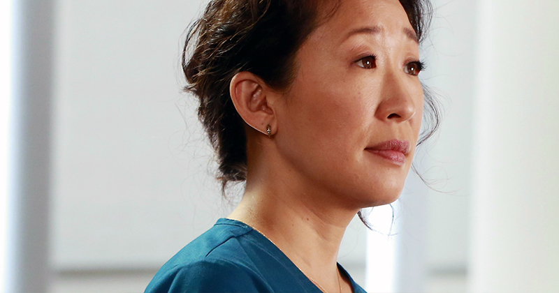 Sandra Oh time's most influential people, shonda rhimes tribute