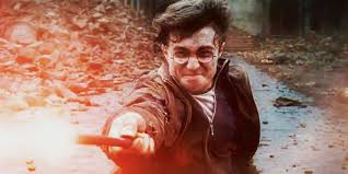 Expelliarmus from Harry Potter, movies