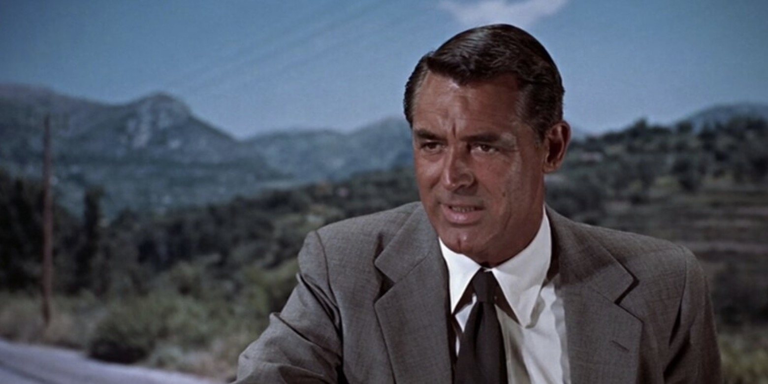 british actors, movies, to catch a thief, Cary Grant