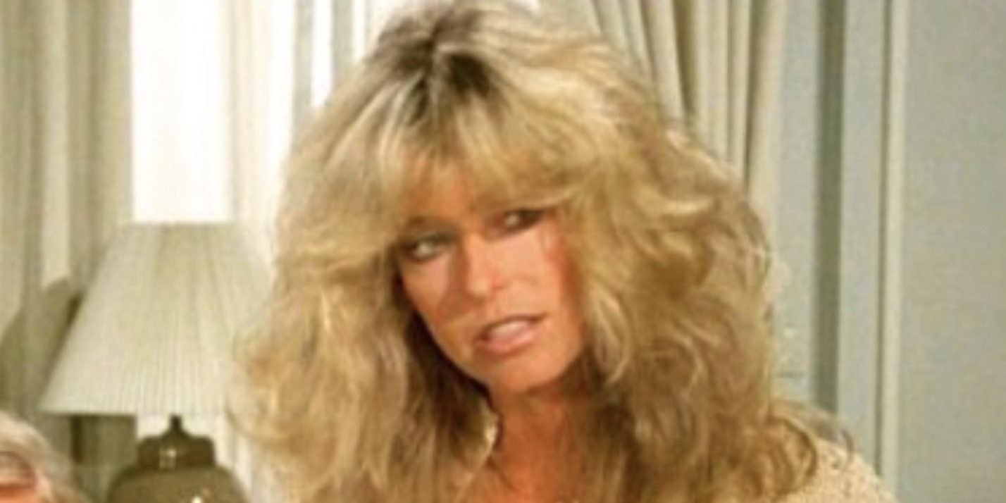 70s female icon, movies, Farrah Fawcett, Charlie's Angels