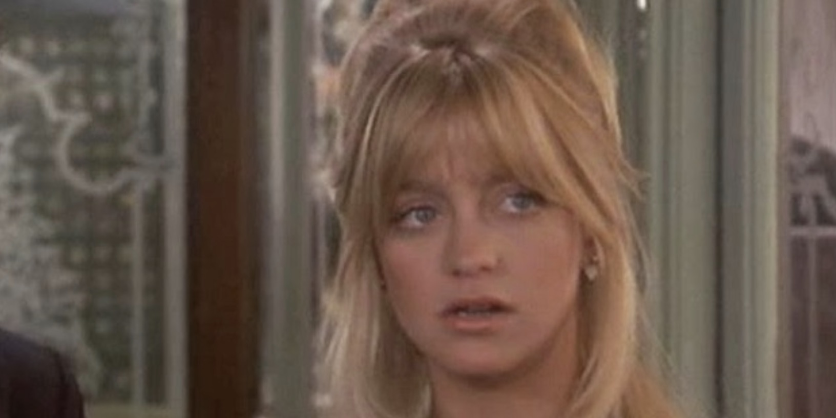 Goldie Hawn, shampoo, 70s female icon, movies