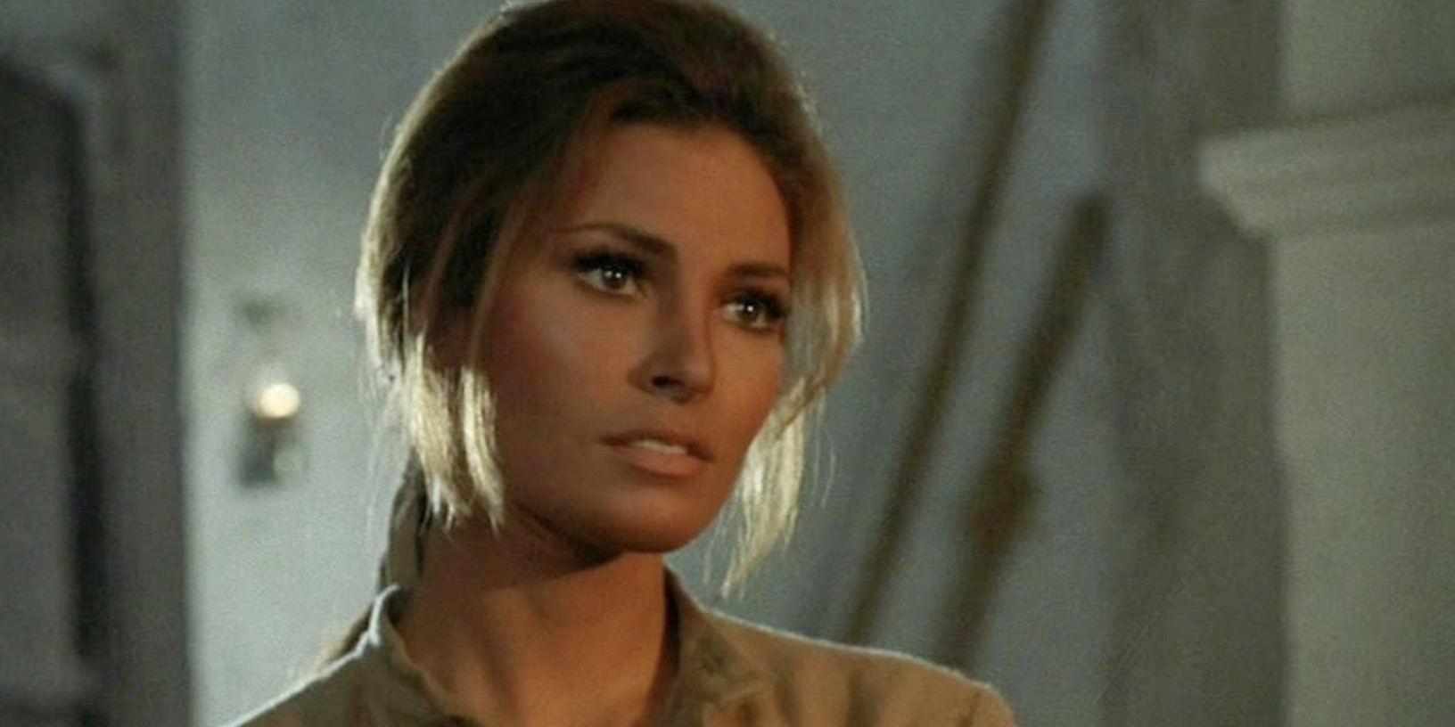 raquel welch, 100 Rifles, 70s female icon, movies