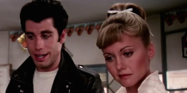 grease, movie couple, movies