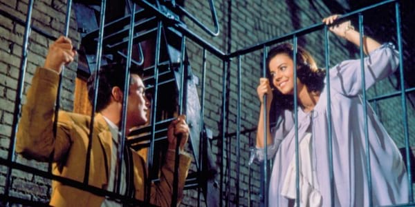 West Side Story, movie couple, movies