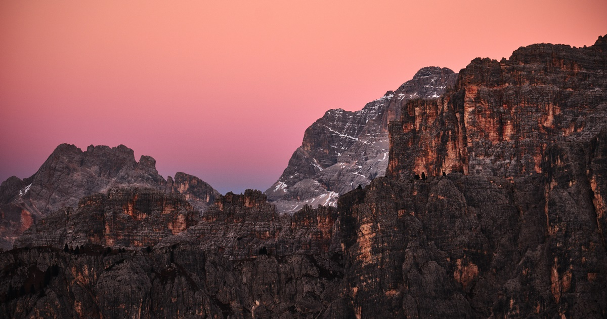Ralph Waldo Emerson Quotes, image of the setting sun behind a cliff, books