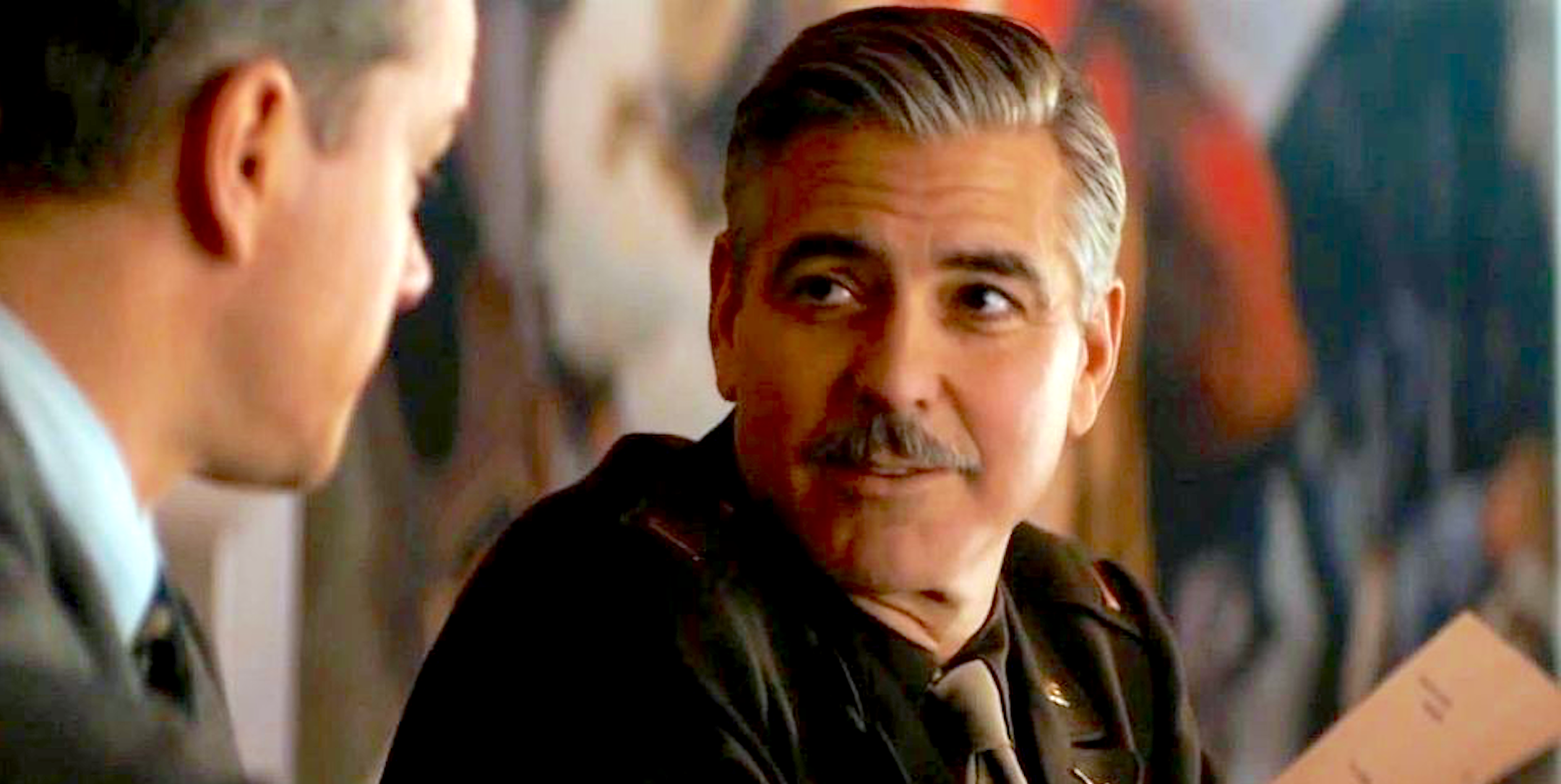 movies, celebs, The Monuments Men, 2015, george clooney