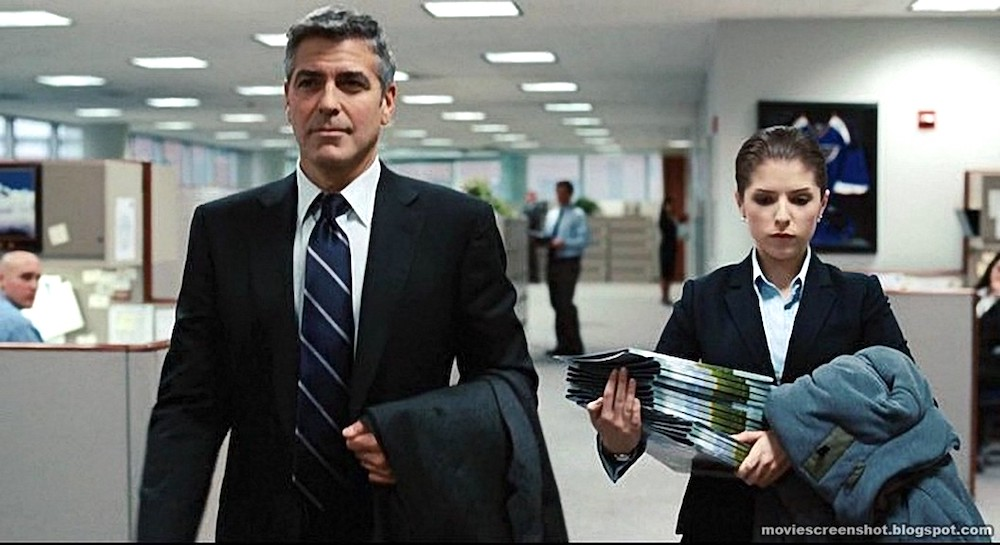 movies, up in the air, 2009, george clooney, anna kendrick