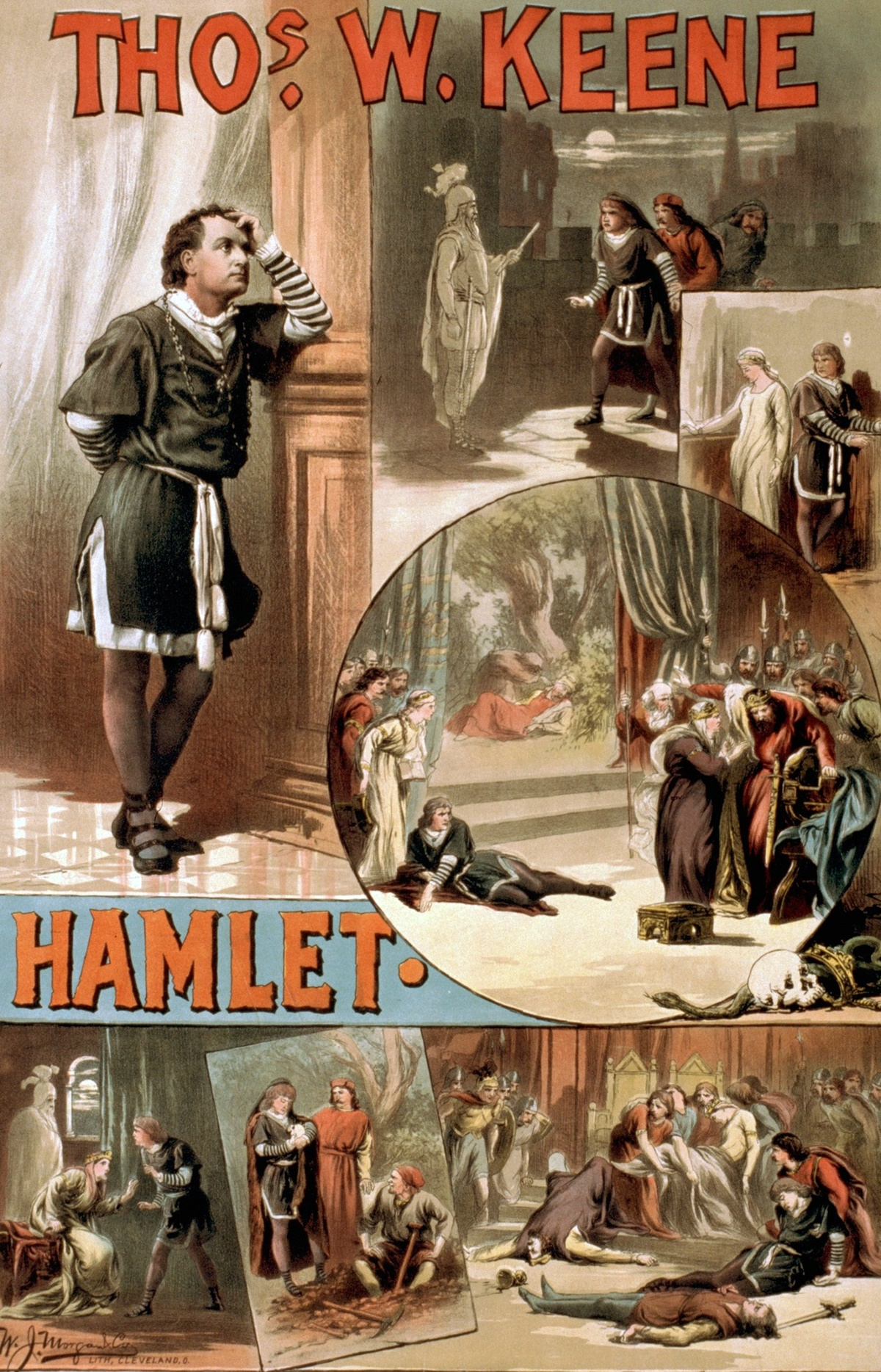 Shakespeare Quotes On Friendship, theater poster of Hamlet, books