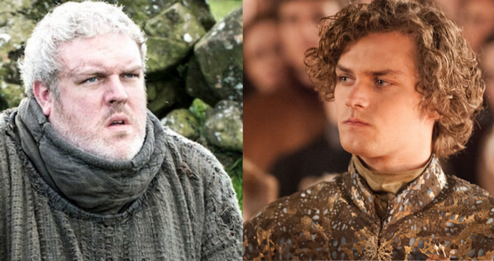 tv, game of thrones, hodor, loras tyrell