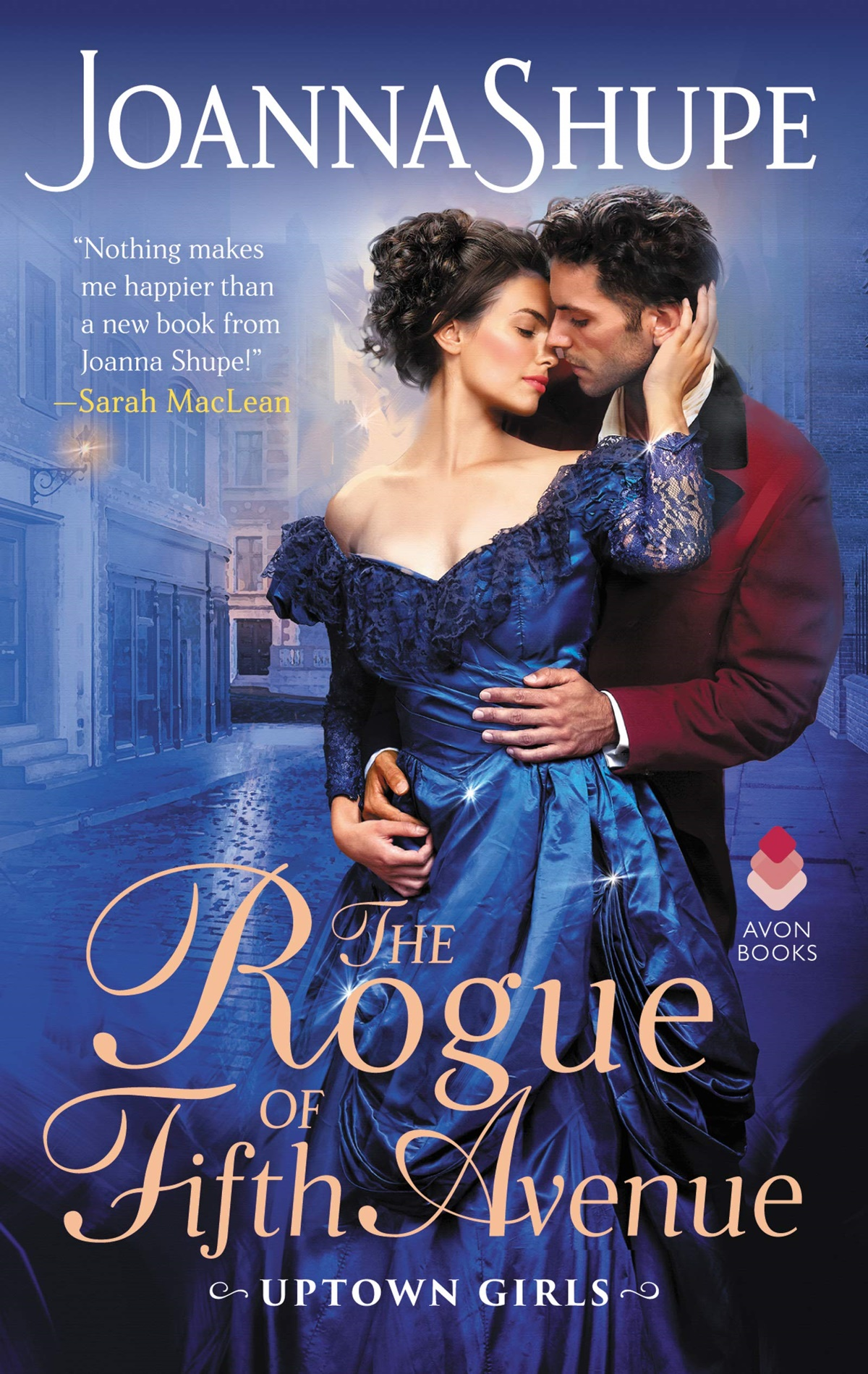 May Romance Releases, cover of The Rogue of Fifth Avenue by Joanna Shupe, books