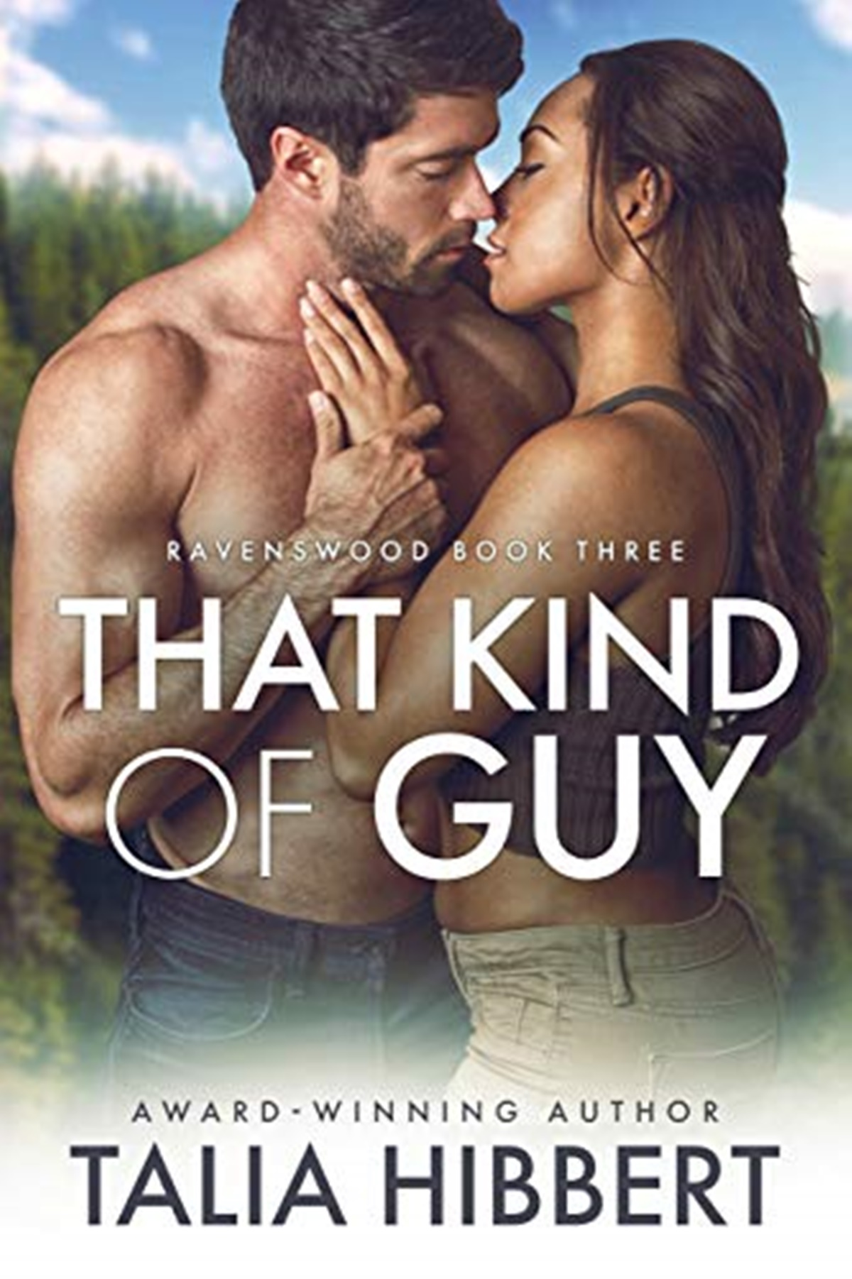 May Romance Releases, cover of That Kind of Guy by Talia Hibbert, books