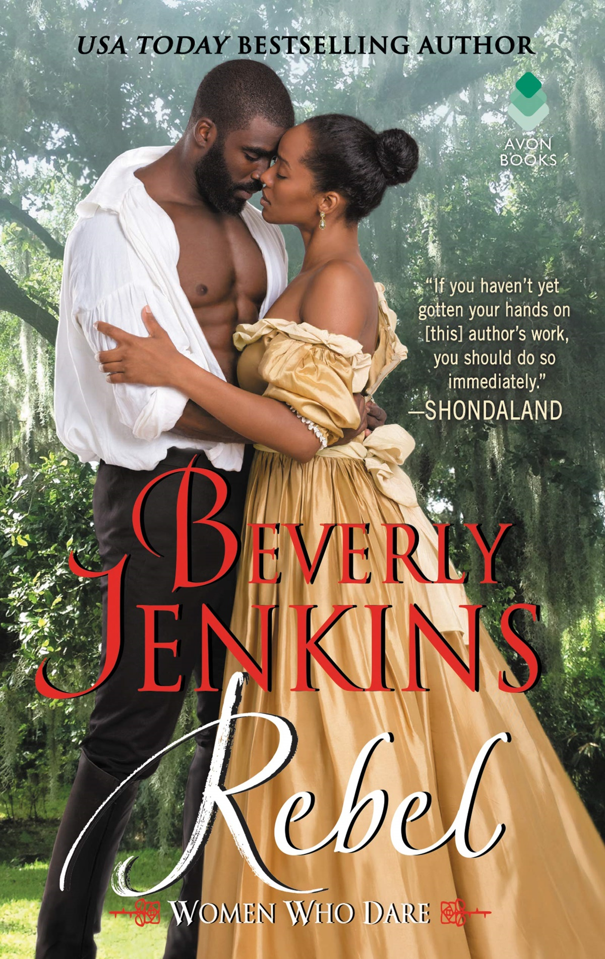 May Romance Releases, cover of Rebel by Beverly Jenkins, books