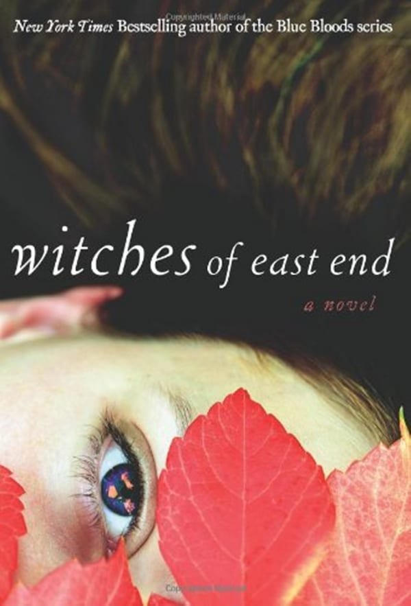Witch Romance Novel, cover of Witches of East End by Melissa de la Cruz, books