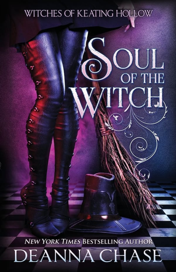 Witch Romance Books, cover of Soul of the Witch by Deanna Chase, books