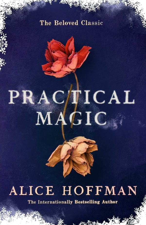 Witch Romance Novels, cover of Practical Magic by Alice Hoffman, books