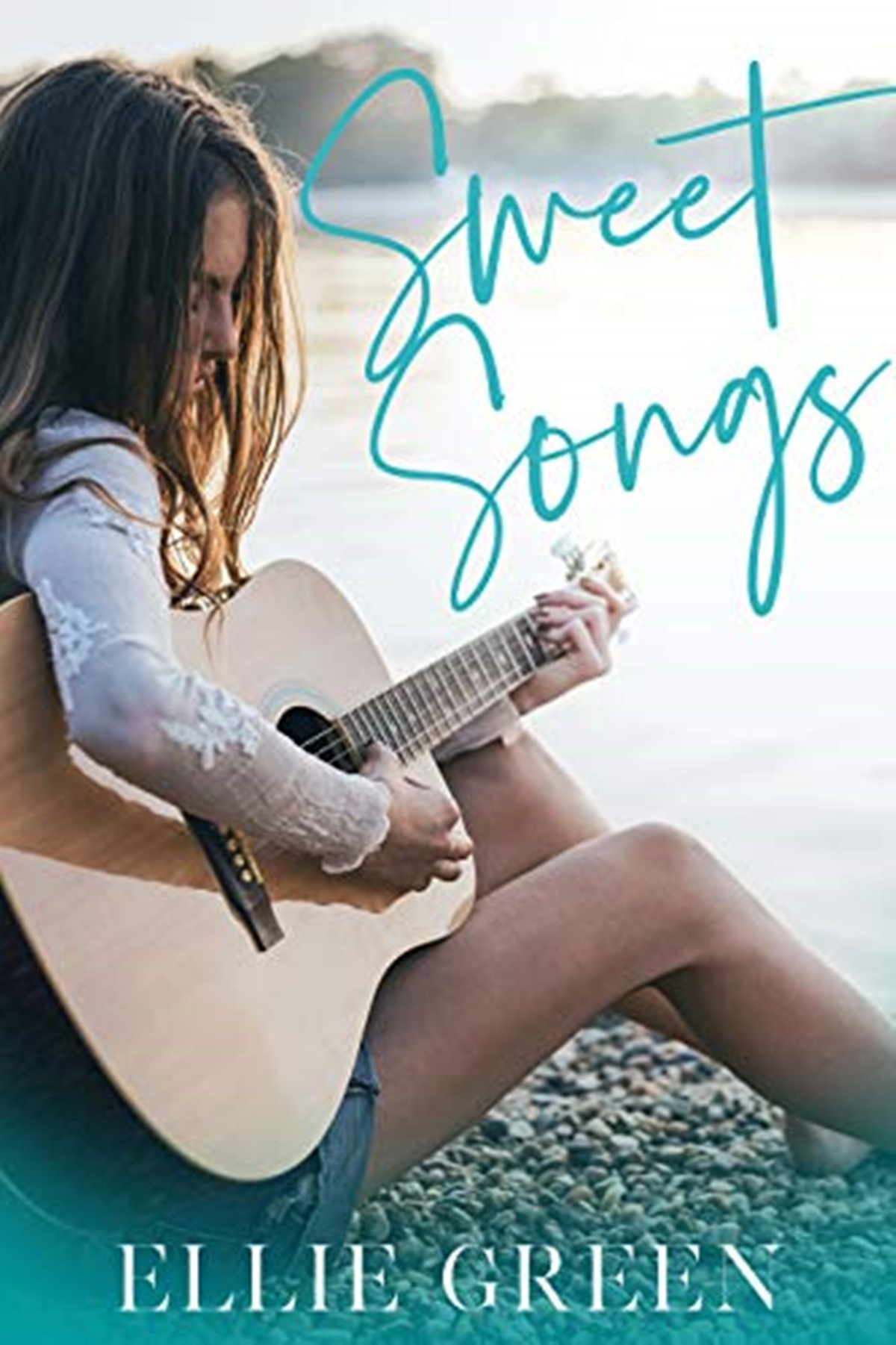 Happy Romance Novels, cover of Sweet Songs by Ellie Green, books