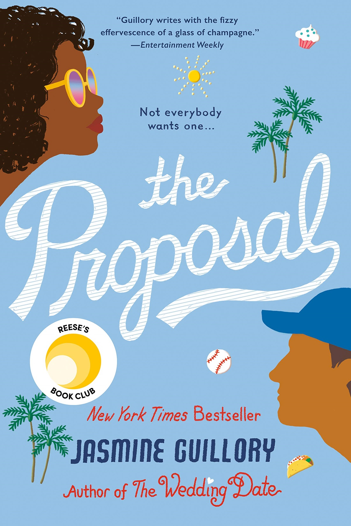 Happy Romance Novels, cover of The Proposal by Jasmine Guillory, books