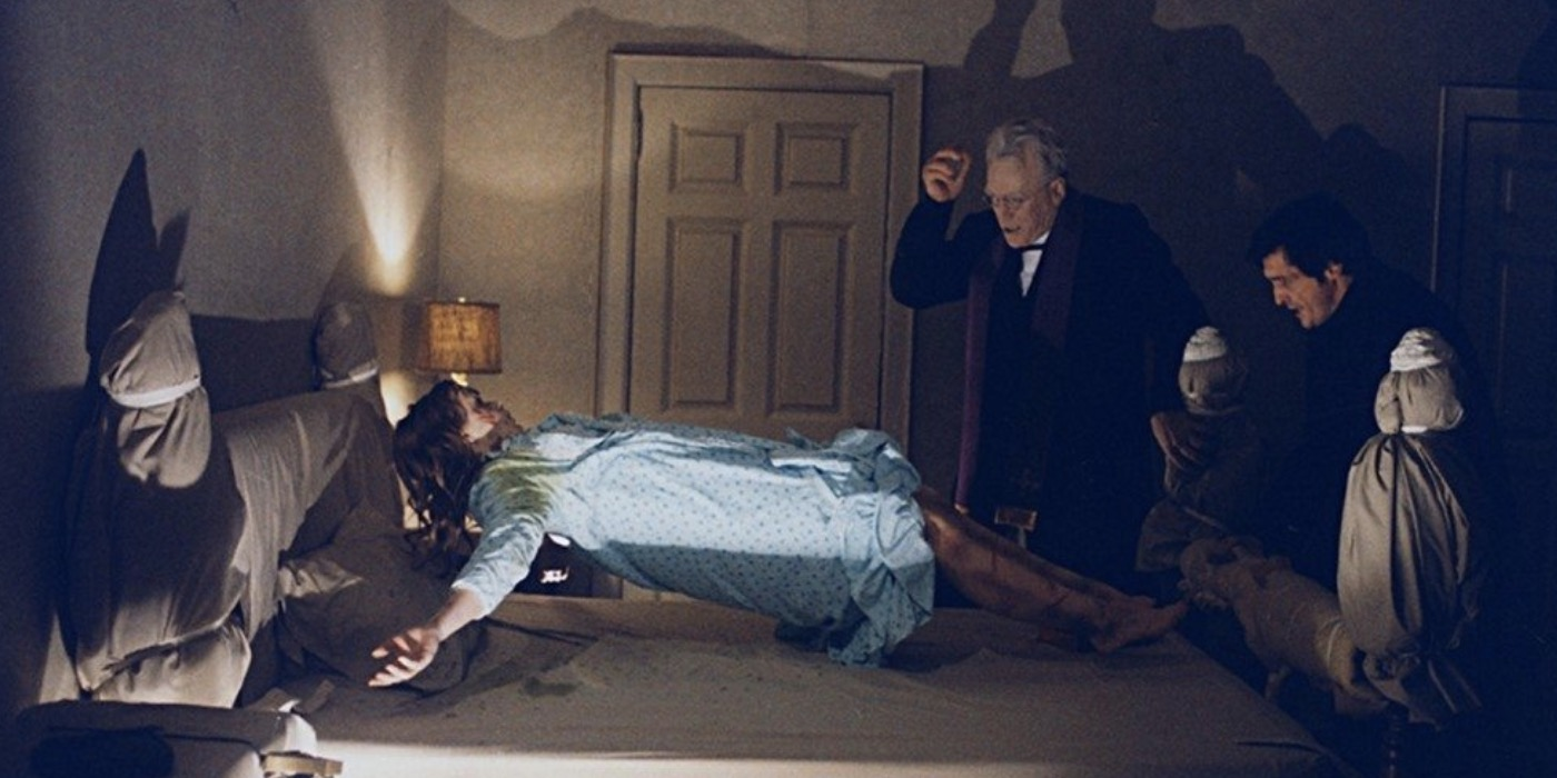 The Exorcist, a to z horror movie, horror movie, movies