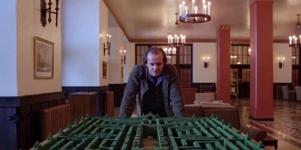 the shining, a to z horror movie, horror movie, movies