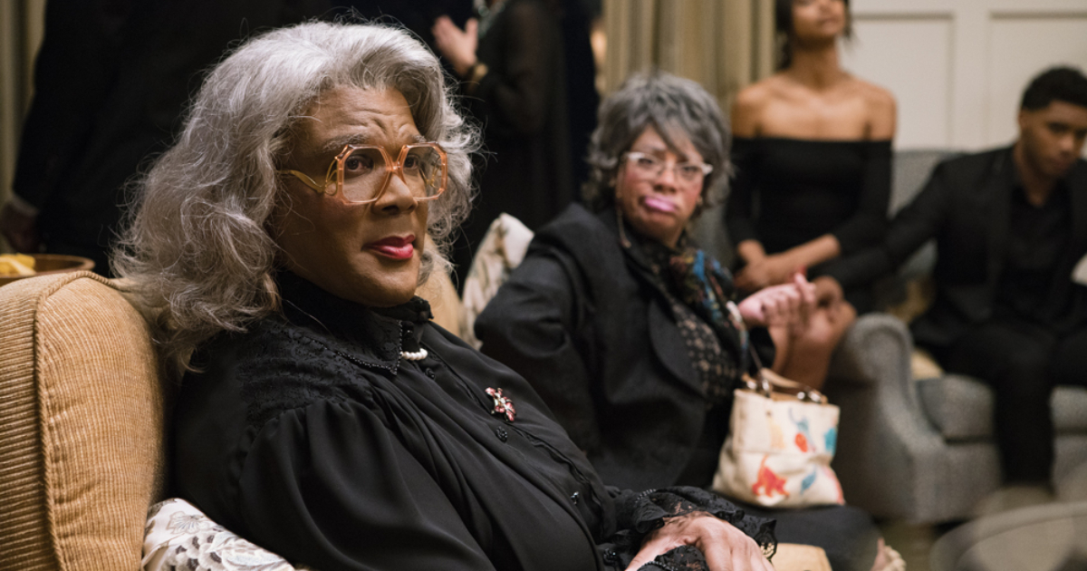 Tyler Perry as Madea in 'A Madea Family Funeral'