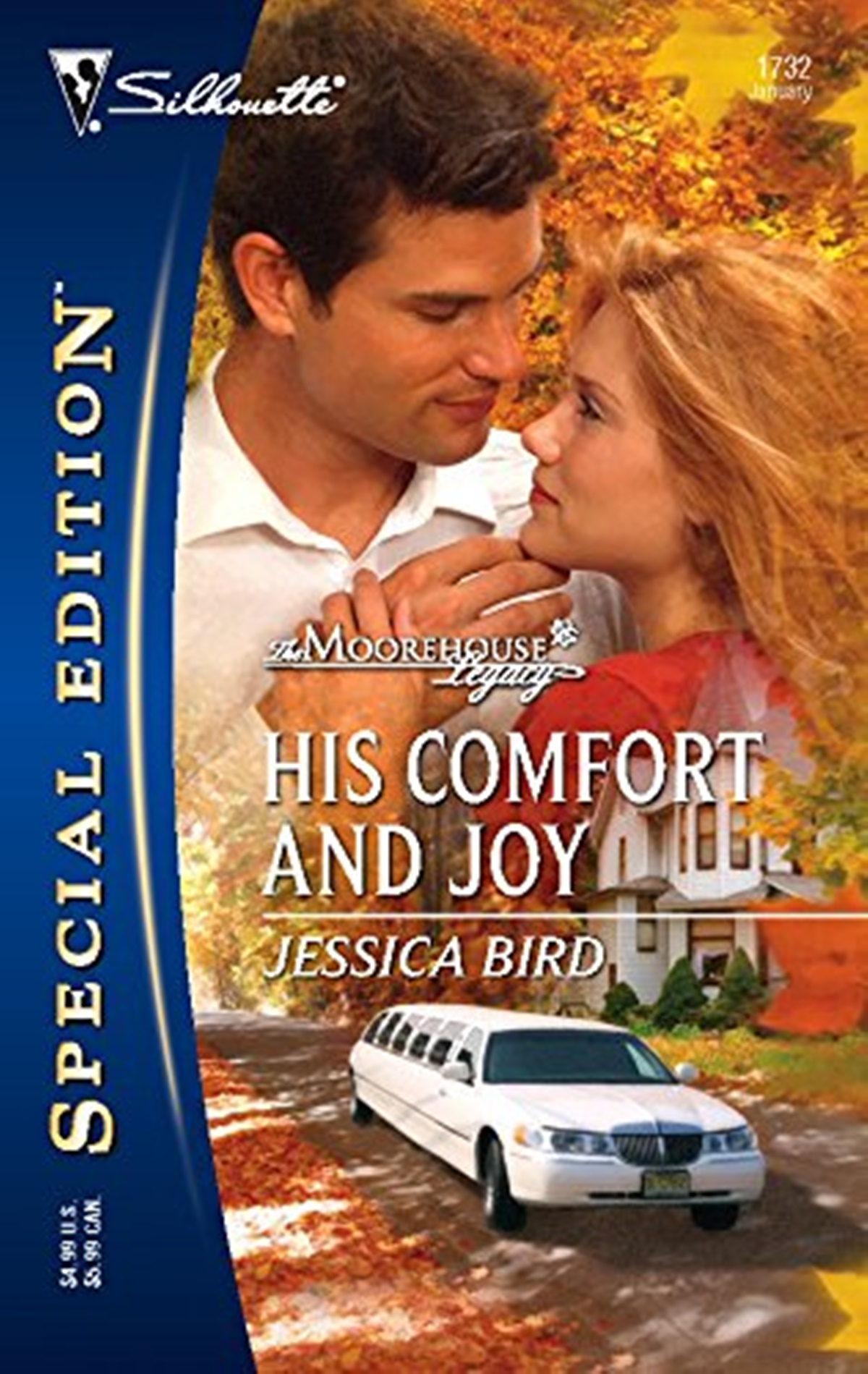 Jessica Bird Books, cover of His Comfort and Joy by Jessica Bird, books