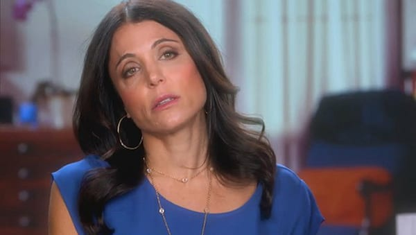 bethenny frankel, Bravo, real housewives of new york city, reality tv