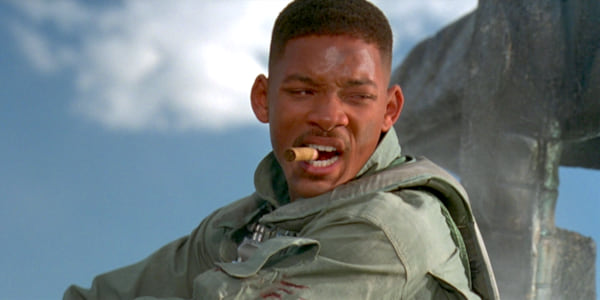 movies, independence day, 1996, will smith, AMC
