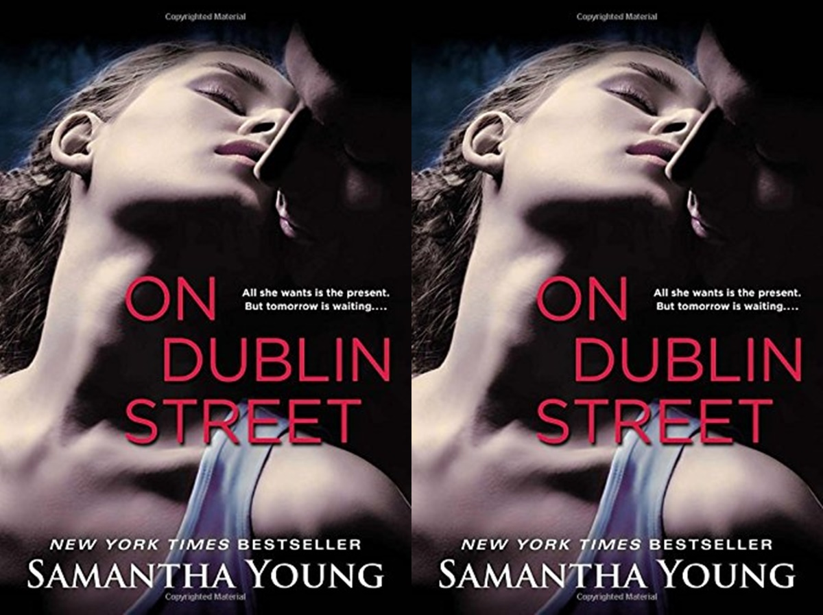 Sexy Romance Novels, cover of On Dublin Street by Samantha Young, books