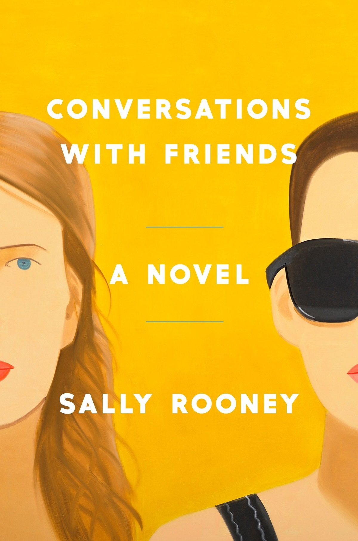 Sally Rooney Books, cover of Conversations with Friends by Sally Rooney, books