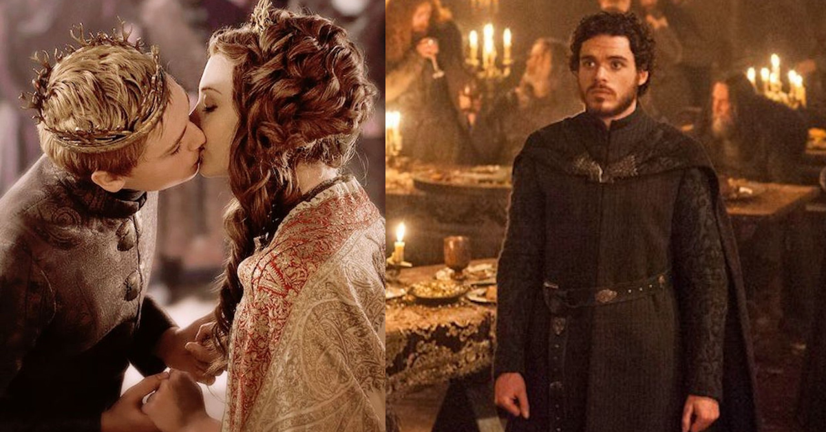 tv, game of thrones, tommen baratheon marries margaery tyrell, the red wedding