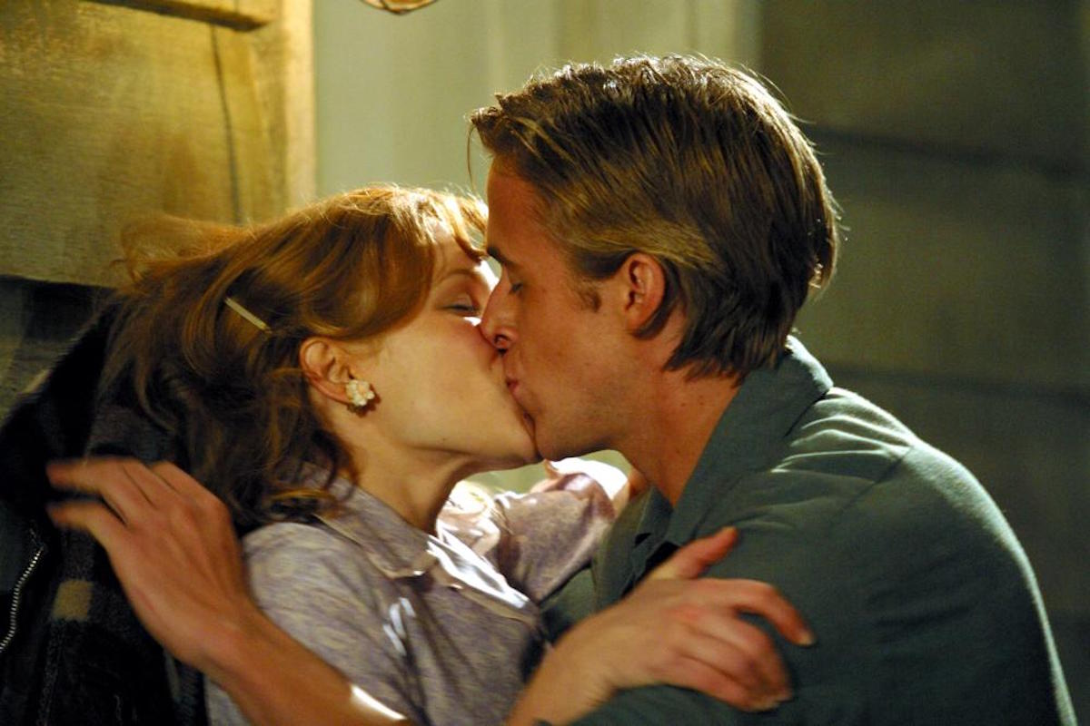 the notebook kissing love soulmate quotes