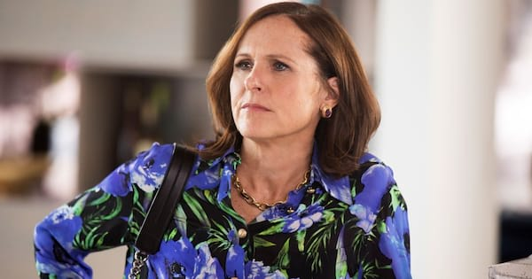 Molly Shannon as Diane in the HBO series Divorce