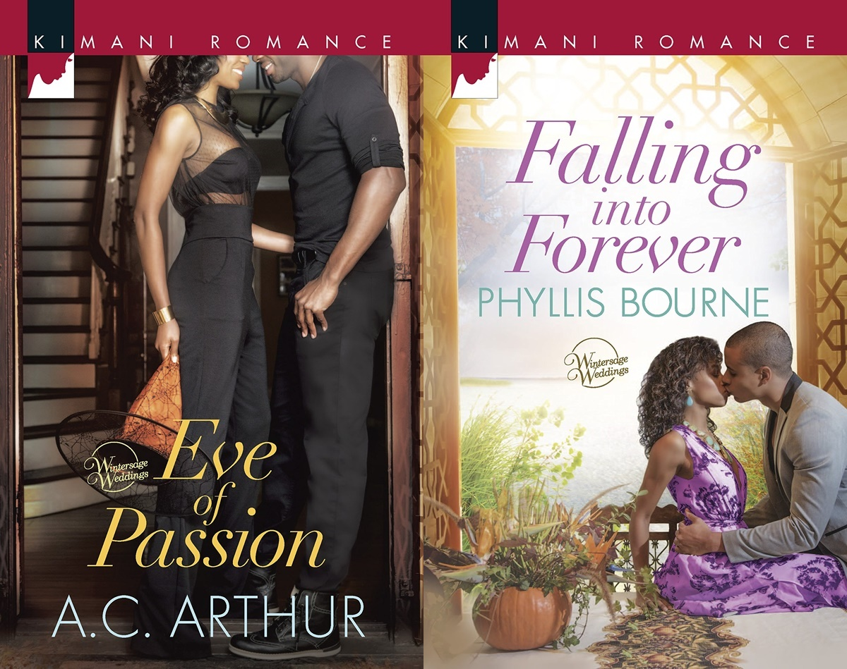Female Friendships in Romance, the wintersage weddings by a.c. arthur, phyllis bourne, and farrah rochon, books