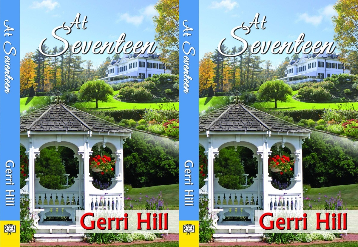 second chance romance, cover of At Seventeen by Gerri Hill, books