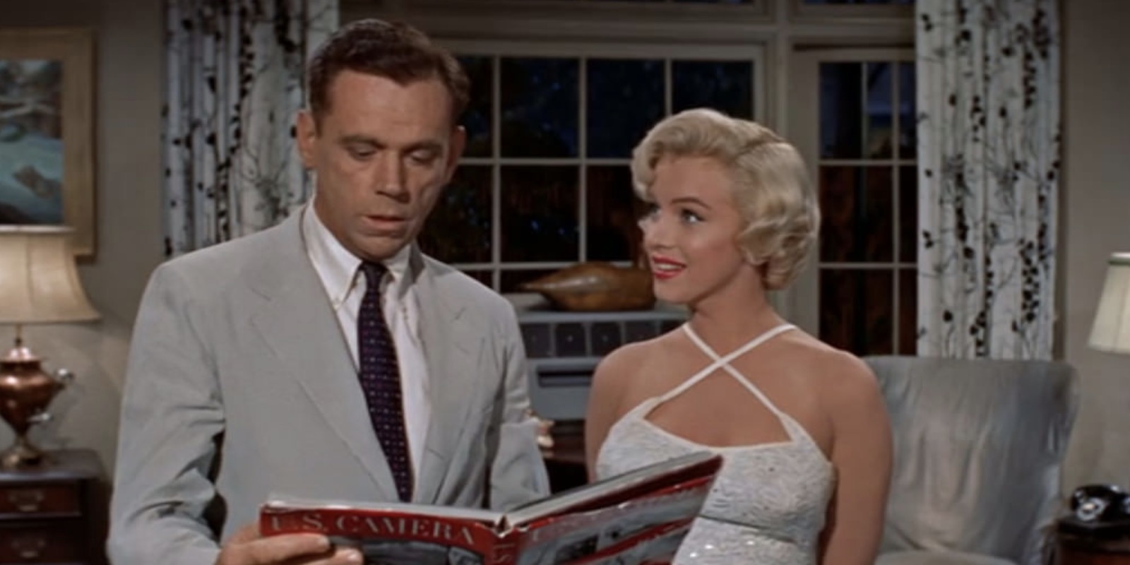 movies, the seven year itch