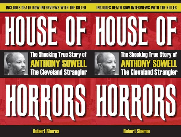 books about serial killers, cover of house of horrors by robert sberna, books