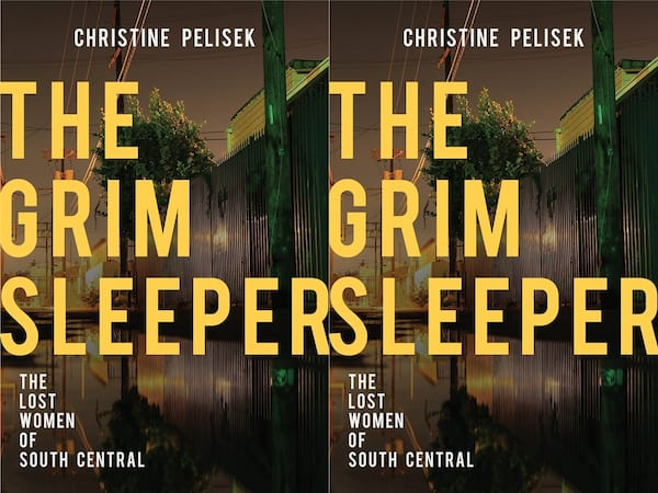 books about serial killers, cover of the grim sleeper by christine peliske, books