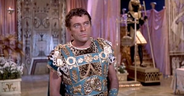 movies, Cleopatra, 1963, richard burton
