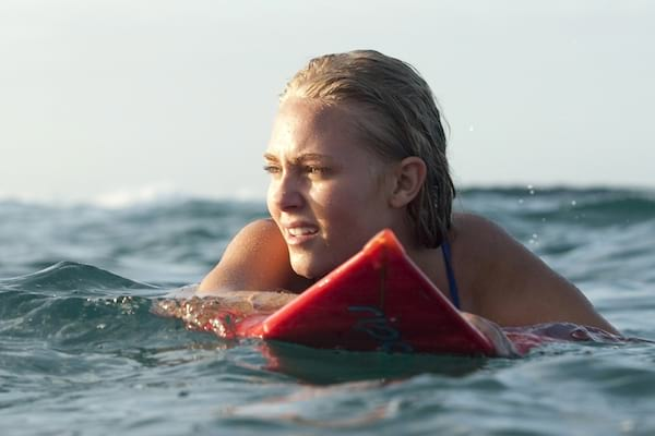 soul surfer movie girl on surfboard ocean quotes