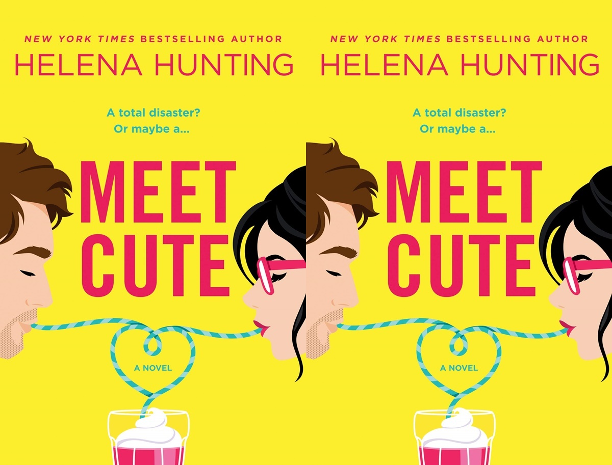 romance nove meet cutes, cover of Meet Cute by Helena Hunting, books