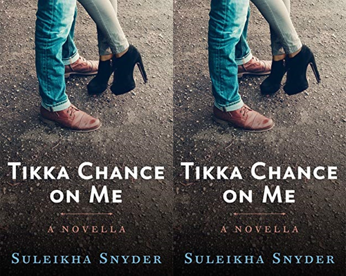 First Romance Novels, tikka chance on me by suleikha snyder, books