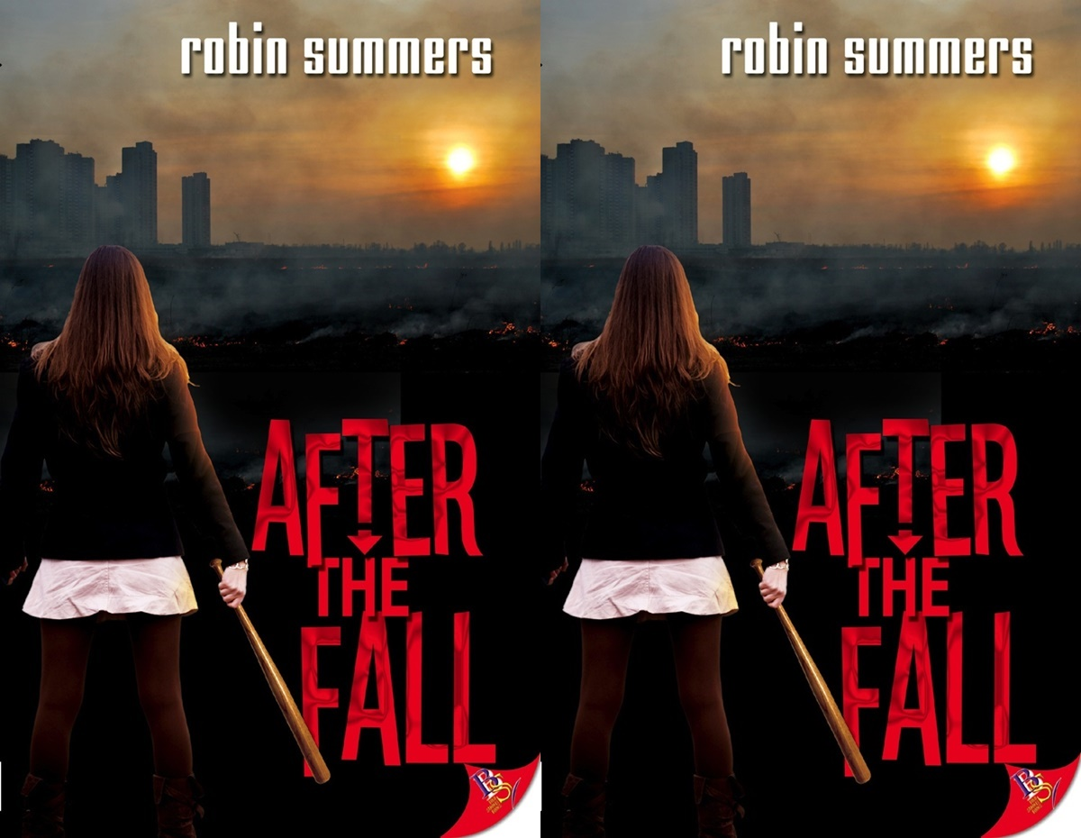 First Romance Novels, cover of after the fall by robin summers, books